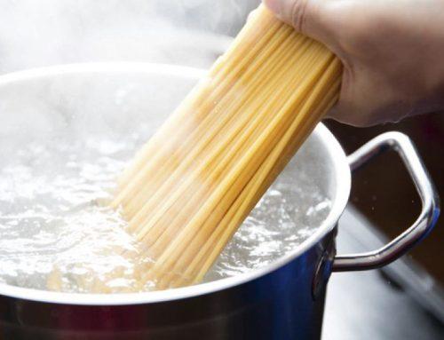 pasta koken en gouden tip