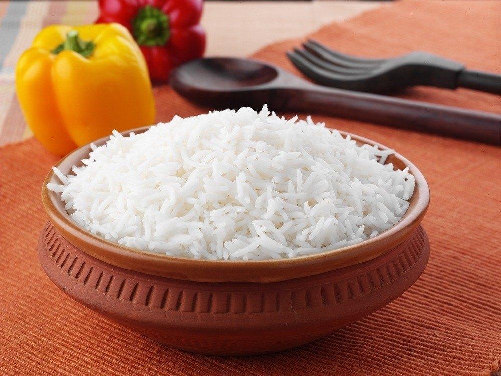 rijst koken