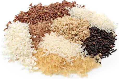 rijst soorten