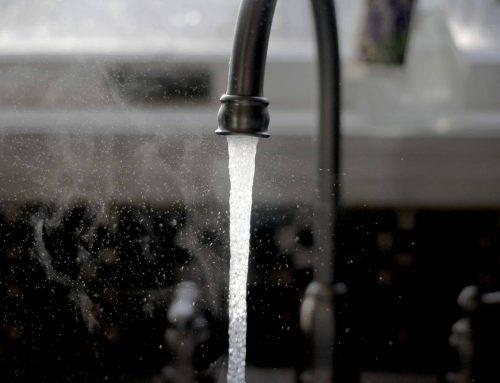 Lood in kraanwater Amsterdam Noord