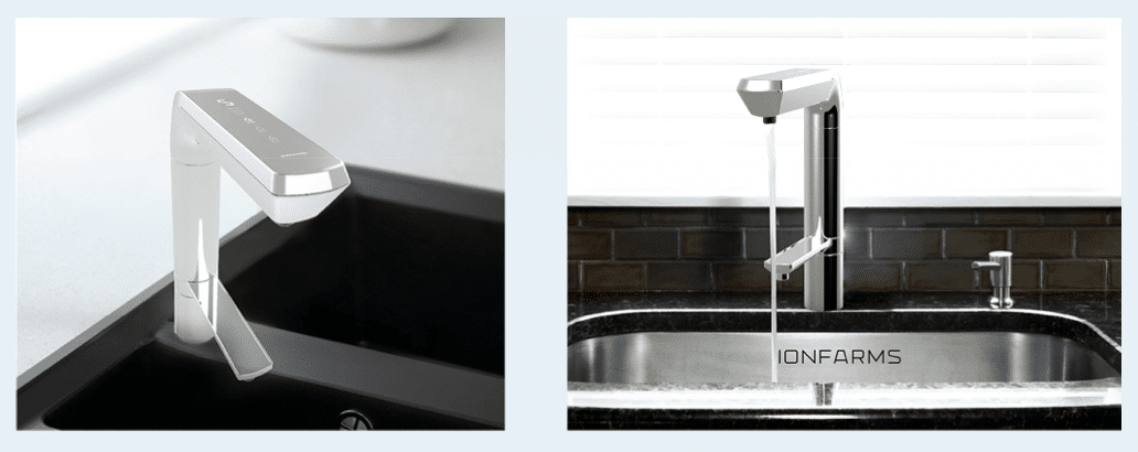 Alpha u1700 water ionisator kraan