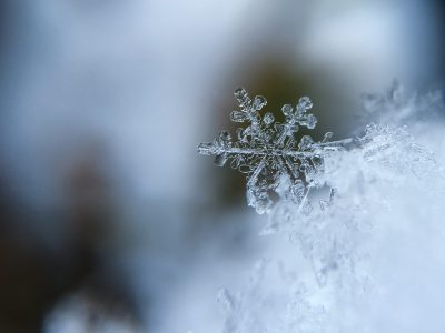 ijskristal zeshoekig